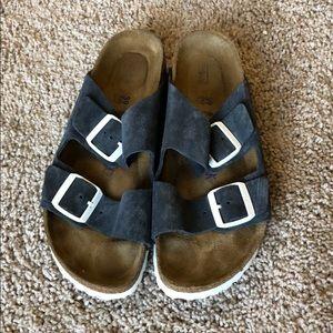 New Birkenstock sandals